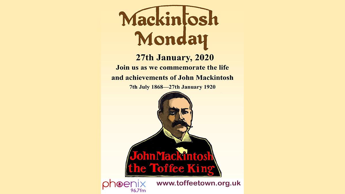 Mackintosh Monday